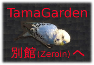 別館(Zeroin)へ